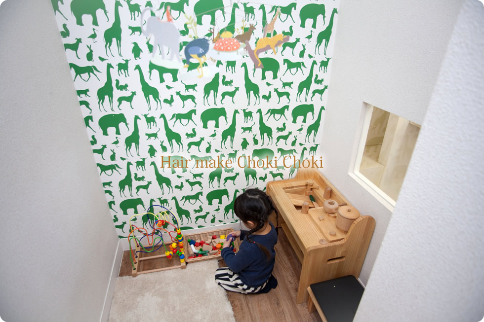 那珂川町にある美容室 ヘアーメイクチョキチョキは福岡市南区、大野城市、春日市からもアクセス便利です。